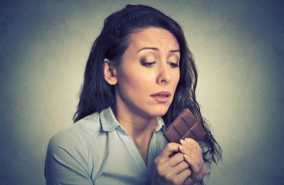 Żeby schudnąć trzeba zrezygnować zesłodyczy ?